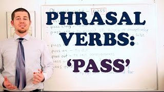 Phrasal Verbs - Expressions with
