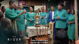 Refilwe Choristers Come Out On Top | The River S4 | 1Magic | Episode 81 | 1 Magic