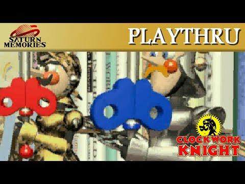 Clockwork Knight [Saturn] by SEGA [HD] [1080p60]