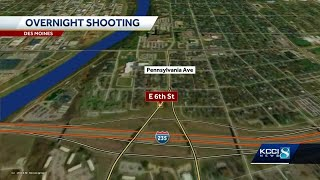 Police: Driver shot in the back in overnight robbery