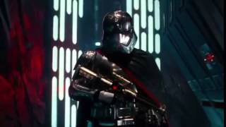 Youtube trailer Star Wars Episode VII The Force Awakens 2016