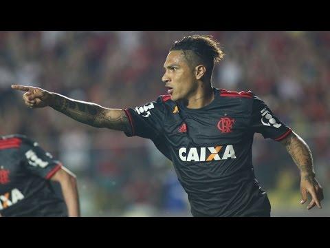 GOLS - Flamengo 2x1 América MG - Brasileirão 2016