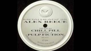 Alex Reece - Pulp Fiction - Best of the Old Skool Metalheadz 1995