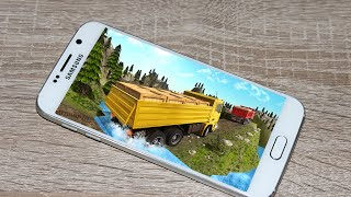 Truck Driver Extreme 3D - Free Android Game