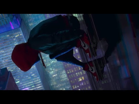 Spider-Man: Into the Spider-Verse | What's Up Danger - Blackway & Black Caviar (Music Video)