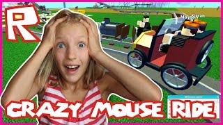 Themenpark Tycoon / Crazy Fun Mouse Ride / Roblox