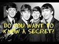 Do you want to know a secret~The Beatles [subtitulado en español] (cover 'zoom the Beatles)