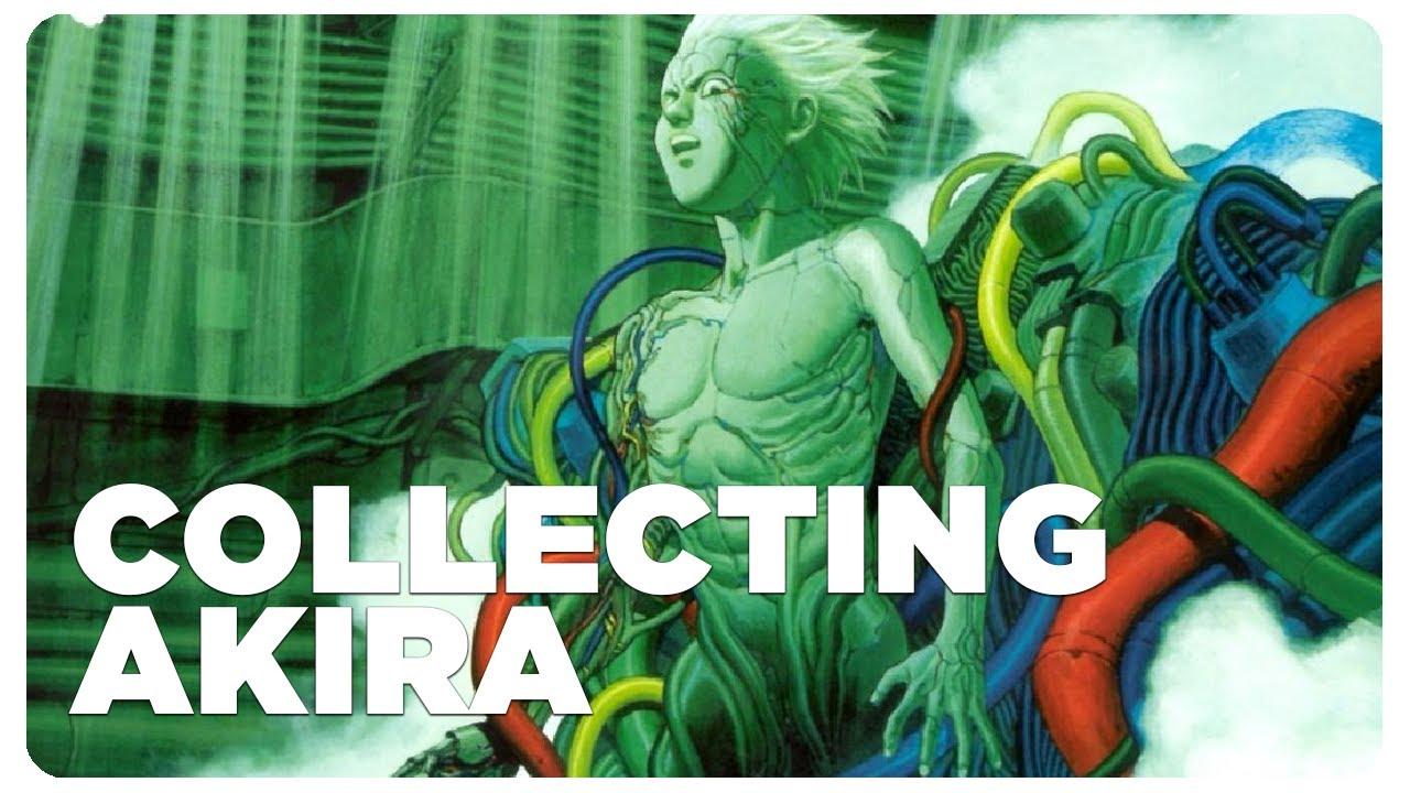 Otomo S Akira Anniversary 35th Hardcover Review And History Youtube