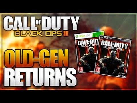 Black Ops 3 is coming to Xbox 360 and PS3, developed by Beenox and Mercenary Technology