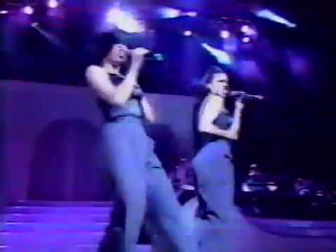 En Vogue - Free Your Mind - In Concert (early 90s)