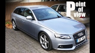 Audi A4 2.0 TFSI QUATTRO is a bit problematic? [REVIEW]