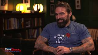 Ant Middleton talks to Forces Cars Direct about his Everest experience