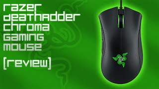 Razer DeathAdder Chroma Gaming Mouse Review!
