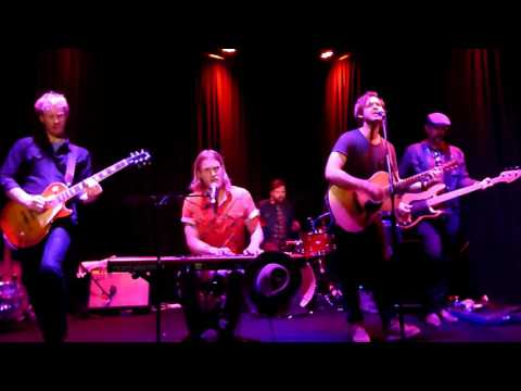 Paradise - Jamestown Revival - Newtown Social Club, Sydney  - 22-10-2015