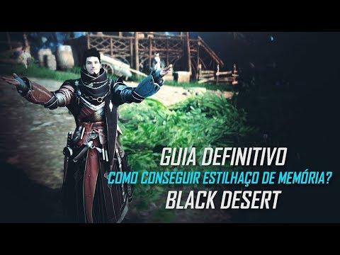 Black Desert - Guia Definitivo - Como Conseguir Estilhaços De Memória?