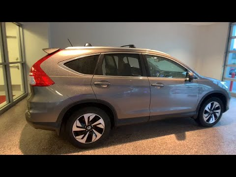 2015 Honda CR-V Johnson City TN, Kingsport TN, Bristol TN, Knoxville TN, Ashville, NC 19382A