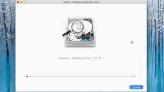 Cisdem DataRecovery Review: Mac Data Recovery App