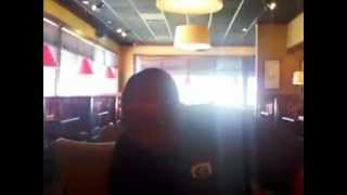 Ruby Tuesday Food Prices discussed in a Gospel Tone