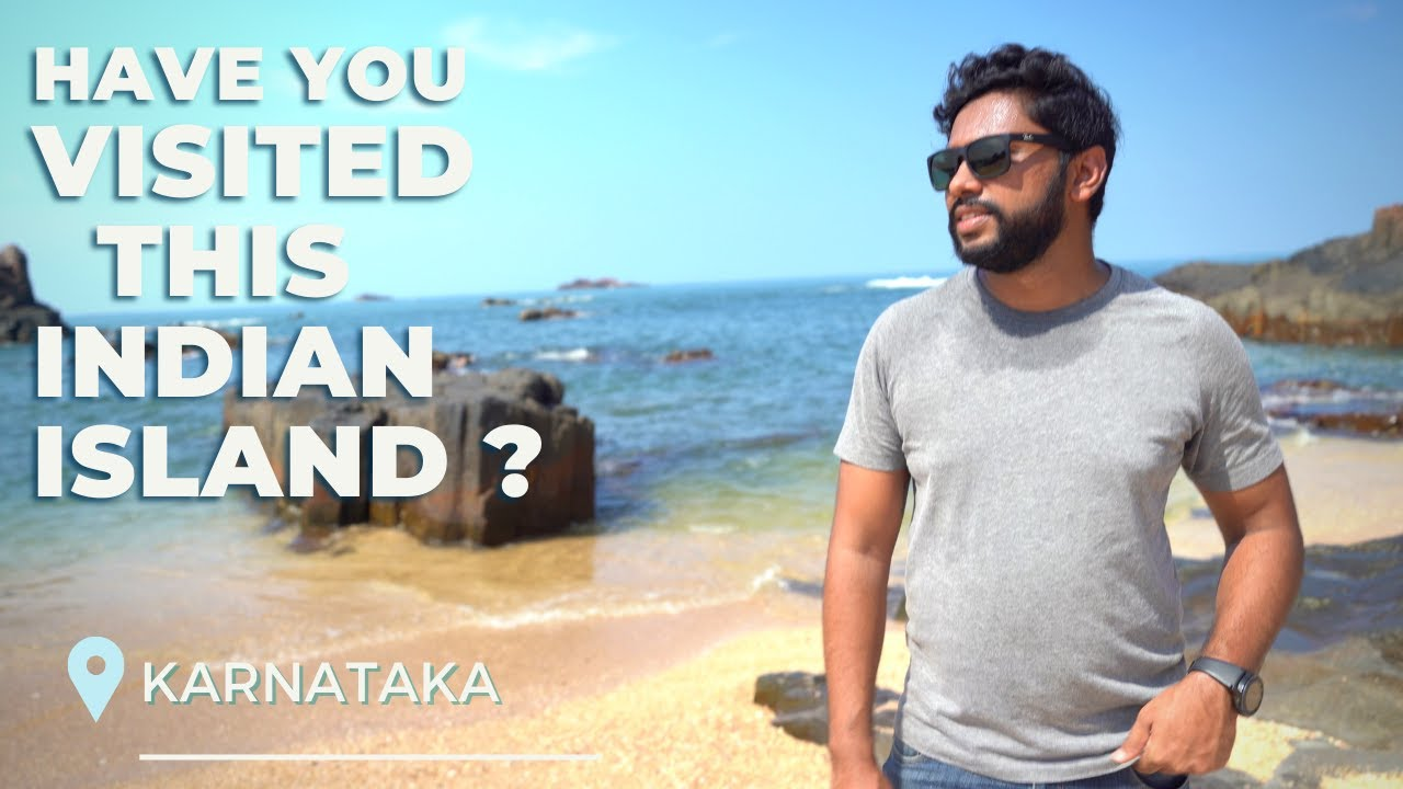 St. MARY's ISLAND in Karnataka | This is a must visit in Udupi | Ep 7