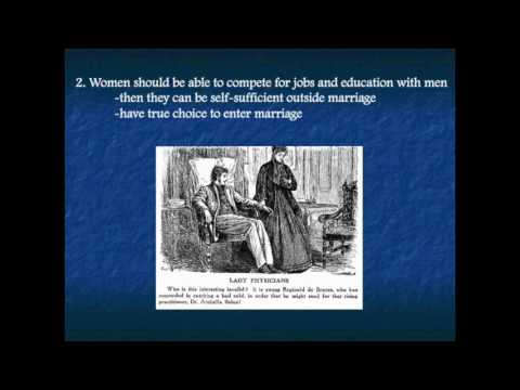 Mill, On the Subjection of Women (Chapter 2)