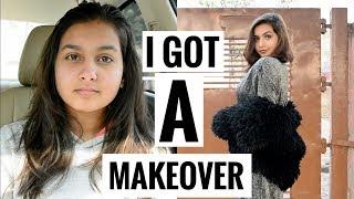 I GOT A MAKEOVER BY A FASHION BLOGGER FT. MODA YALDA | UPAASANA LAMBA