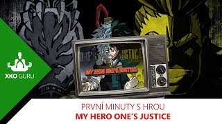 My Hero One's Justice: First minutes Gameplay Xbox One X XkoGuru