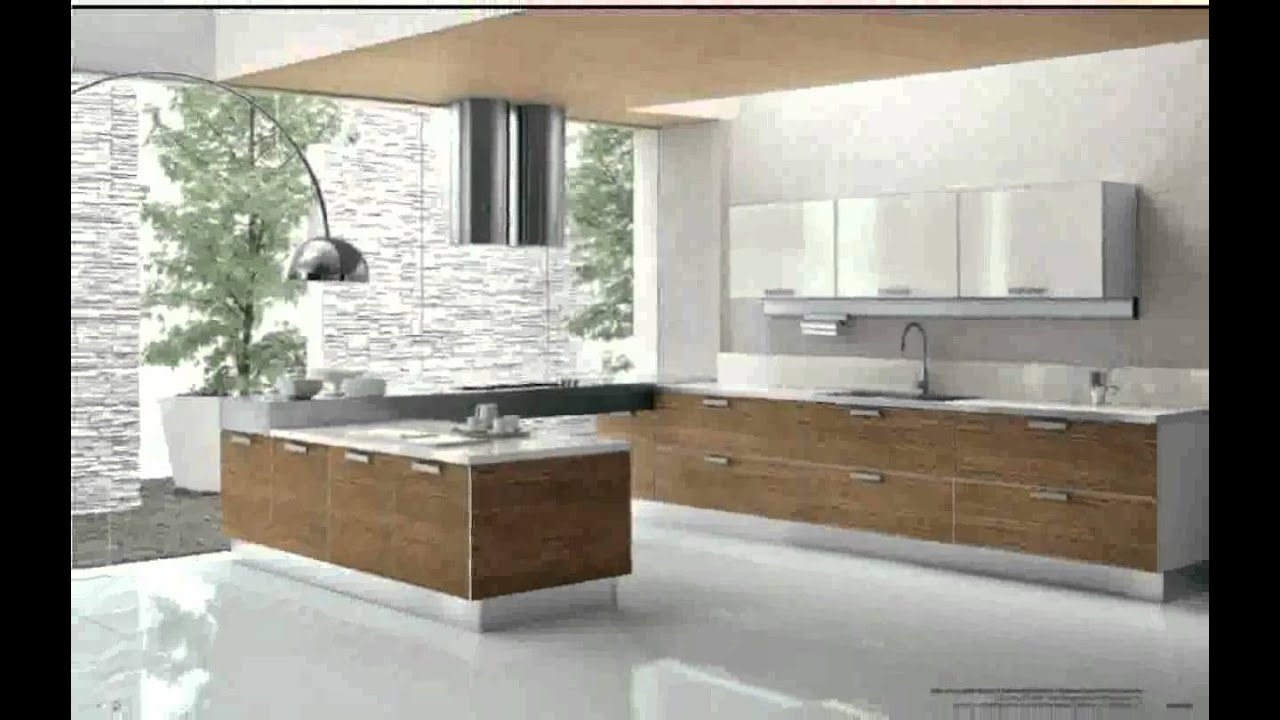 Modern Interior Design Kitchen Youtube