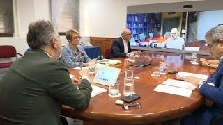 Torres preside el Comité de Gestión de Emergencia Económica en Canarias