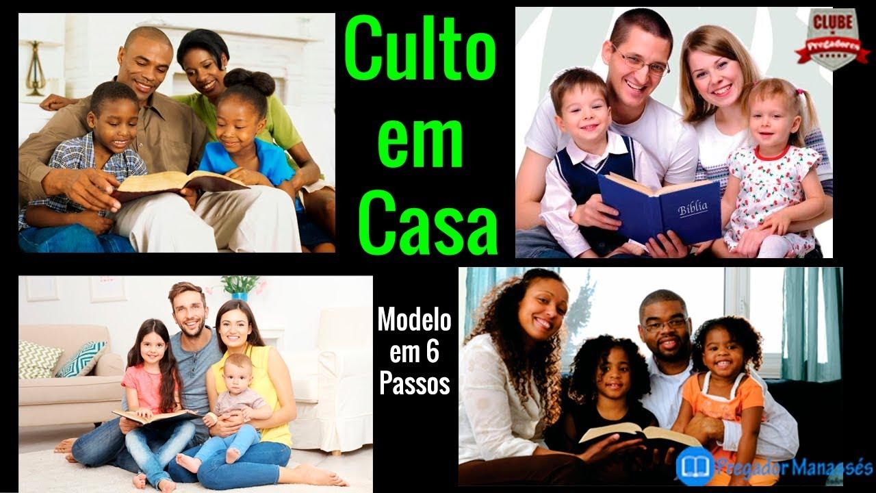 6 Passos Para Fazer Um Culto Em Família Culto Doméstico