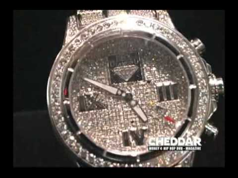 80 000 rapper games watch by lex diamonds youtube for Rapper watches