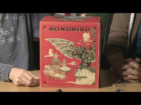 BioShock Infinite - Ultimate Songbird Edition Unboxing
