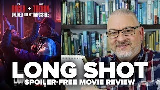 Long Shot (2019) - Charlize Theron & Seth Rogen Movie Review