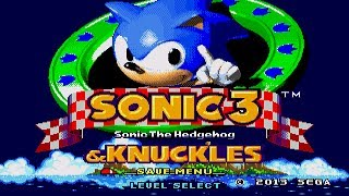 Sonic 3 & Knuckles Hard Bosses Edition 2 (Version 300.0)
