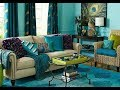Stunning Turquoise Home Decorations - Turquoise Colors Interior Designs Ideas