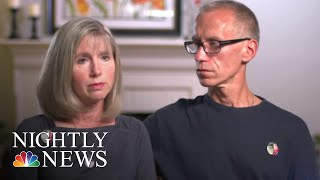 Parents Of Teen Who Died After Suffocating In Minivan Speak Out   NBC Nightly News