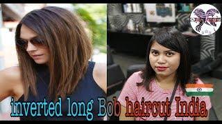 Inverted Bob Hair Cut (🇮🇳 India)