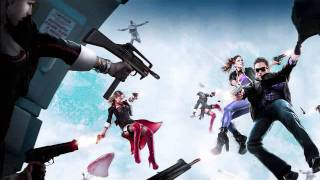 Saints Row the Third Air Steelport Music (Hybrid-Just For Today)
