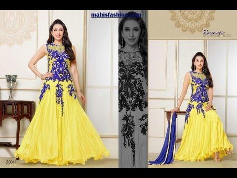 Karishma Kapoor Designer Suits/Dress/Salwar Kameez/Long Dress/ Maxi Dress Collection
