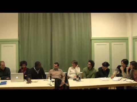 Panel discussion. ZHdK Master Fine Arts Symposium 2013.