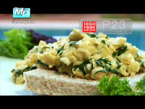 High-fiber breakfast recipes | Pinoy MD