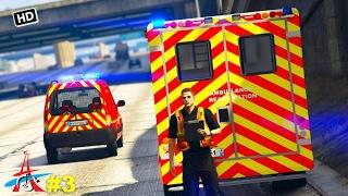 BSPP #3 | Sapeurs-Pompiers - Accident sur l'autoroute | Intervention
