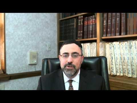 Torah Video Vort - Devarim 5773 - Rabbi Etan Tokayer