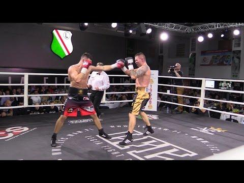Michał Olaś vs Łukasz Rusiewicz (15/10/2016)