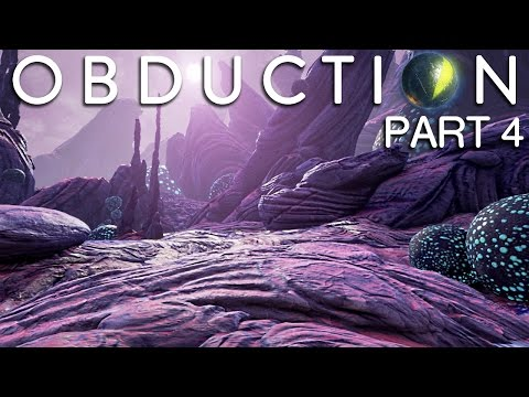 Obduction - Part 4 - Barrier - Let's Play Blind PC