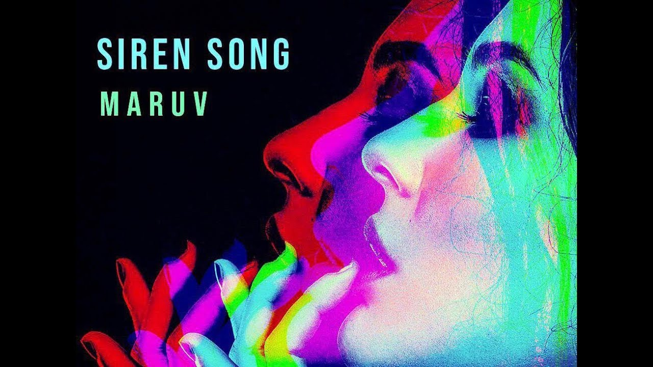 MARUV — Siren Song (Lyric video) Eurovision 2019