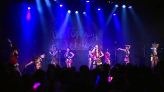 「Cheeky Parade 「チェケラ(Check it out)」ライブ映像2015.3.1/Official live movie」