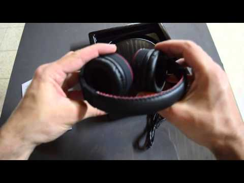 Mrice 880 Bluetooth Headset Unboxing And  Review (from Banggood.com)