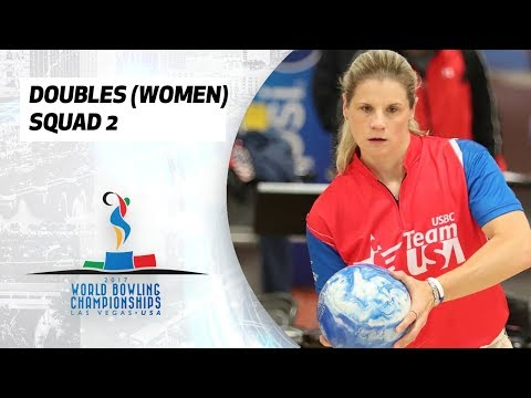 Women's Doubles Squad 2 - World Bowling Championships 2017