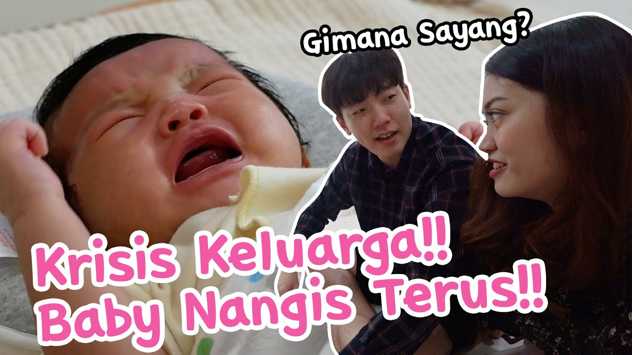 PANIK! Baby Nangis Terus Harus GIMANA ini..?! 😱😱