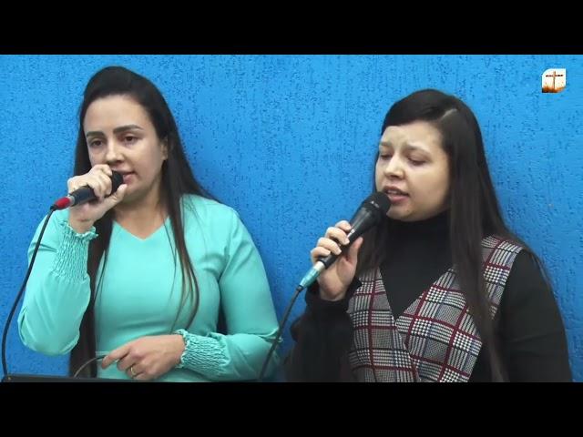 Cura Divina   Mirian, Marcia e Conjunto   Tabernáculo da Fé Campinas/SP.